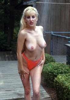 Busty blonde ex girlfriends